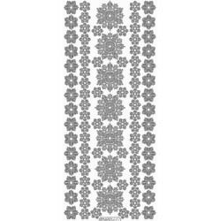 Stickers - 8504 - noel - or