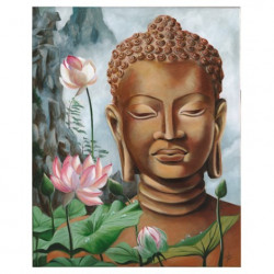 Image 3D GK3040048 - 30X40 - Bouddha
