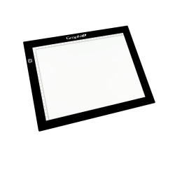 GRAPH'IT LIGHT BOARD Table lumineuse LED Ultra-plate A4 23X30 cm