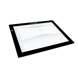 GRAPH'IT LIGHT BOARD Table lumineuse LED Ultra-plate A3 30x43 cm