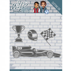 Die - Yvonne Creations - Wild Boys - Racing