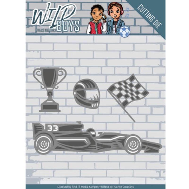 Die - Yvonne Creations - Wild Boys - Racing