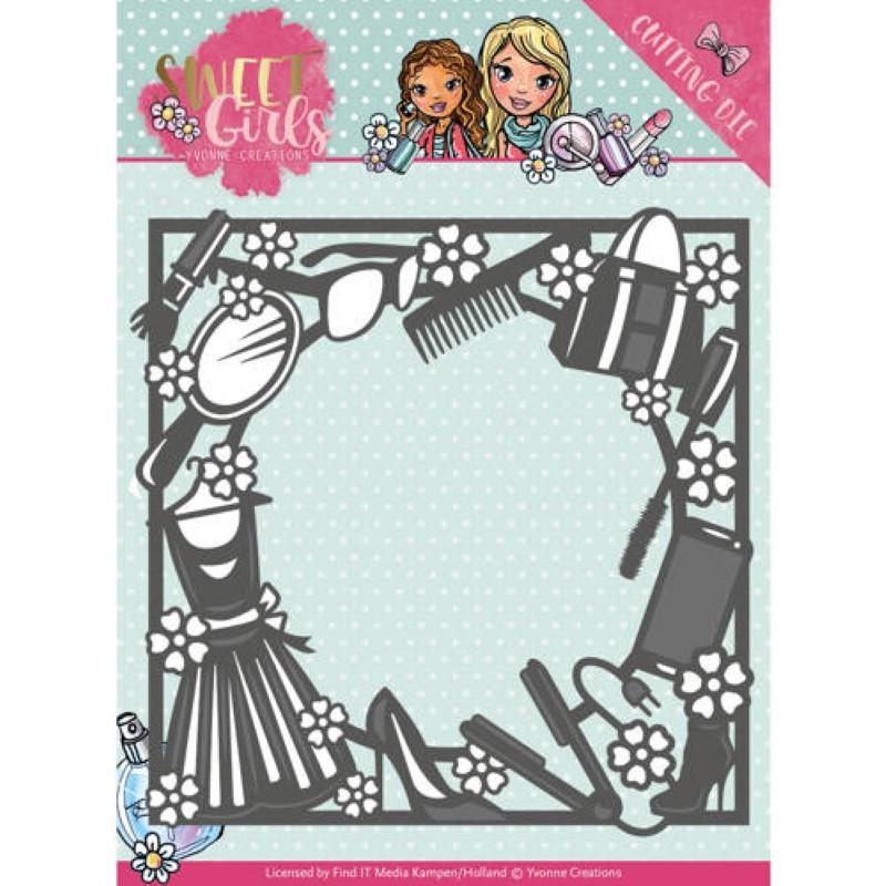 Die - Yvonne Creations - Sweet Girls - Cadre Fashion