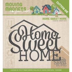 Die - Yvonne Creations - Home Sweet Home 5.5 x 4.4 cm