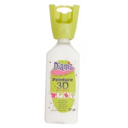 DIAM'S  3D BRILLANT BLANC 37 ml