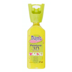 DIAM'S  3D BRILLANT JAUNE 37 ML