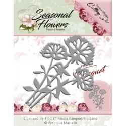 Die - precious marieke - seasonal flowers - bouquet 6.5 x 4.5 cm