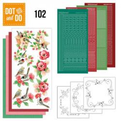 Dot and Do 101 - Kit Carterie 3D - Classiques du jardin
