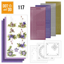 Dot and Do 117 - Kit Carterie 3D - Bougies