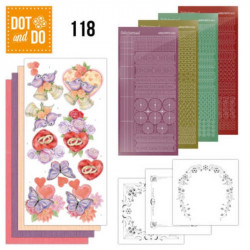 Dot and Do 118 - Kit Carterie 3D - Mariage