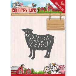Dies - Yvonne Creations - Country Life - Mouton