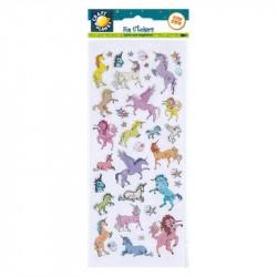 Stickers Déco - Licornes