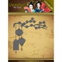Die - Amy Design - Oriental - Lanternes 9.5x10.2 cm