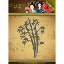 Die - Amy Design - Oriental - Bambou 7.8x11.1 cm