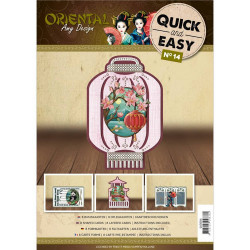 Quick and easy 14 - amy design oriental