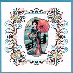 Dot and Do 129 - Kit Carterie 3D - Amy Design - Oriental