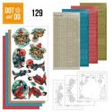 Dot and Do 129 - Kit Carterie 3D - Amy Design - Oriental