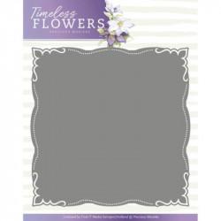 Die - Precious Marieke - Timeless Flowers - Cadre 13 x 13 cm