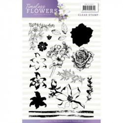 Tampons transparents - Precious Marieke -  Timeless Flowers