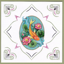 Stitch and Do 82 Carterie 3D broderie - Oriental