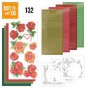 Dot and Do 132 - Kit Carterie 3D - Roses