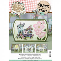 Quick and Easy 6 - Yvonne créations Spring-tastic