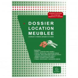Dossier location meublée