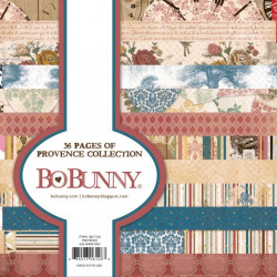 BoBunny Bloc papier scrap 15.2x15.2 36 pages