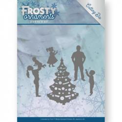 Die - jeaninnes art - Frosty ornaments - Famille joyeuse