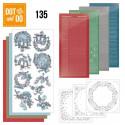 Dot and do 135 - kit Carte 3D - Rêves de Noël
