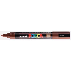 Posca PC-5M  2.5 mm Marron