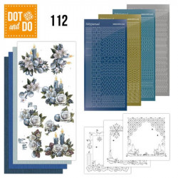 Dot and do 112 - kit Carte 3D - Feeling of Christmas