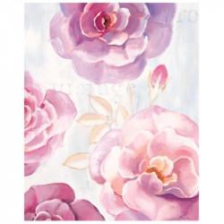 Image pour tableaux 3D 2000810 - 40X50 - 4 roses - Aux bleuets Loisirs créatifs à Reims