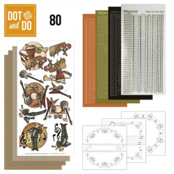 Dot and Do 080 - Kit Carterie 3D - Musique