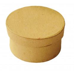 Boite carton ronde 7 cm