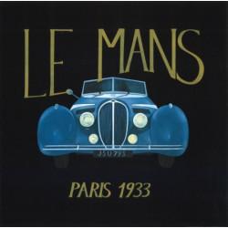 Image pour tableaux 3D - NCN 4265 - 30x30 - LE MANS    -  Aux Bleuets Loisirs créatifs à Reims