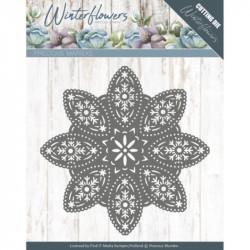 Die - precious marieke - Winter Flowers - Flocons en fleurs