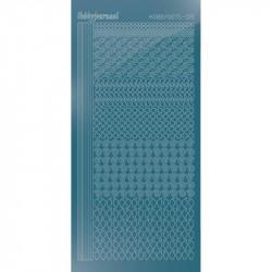 Stickers Hobbydots série 19 Miroir Ice
