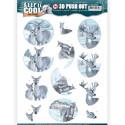 Carte 3D prédéc. - Amy Design - Keep It Cool - Rennes
