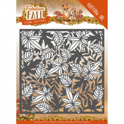 Dies - Yvonne Creations - Fabulous Fall - Cadre automne