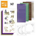 Dot and do 147 - kit Carte 3D - C'est le printemps