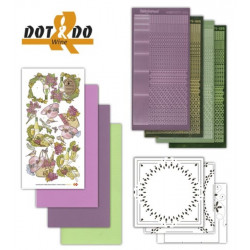 Dot and do 013 - kit Carte 3D - Le Vin