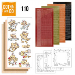 Dot and do 110 - kit Carte 3D - Bon rétablissement