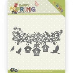 Die - precious marieke - Happy Spring - Maisons d'oiseaux