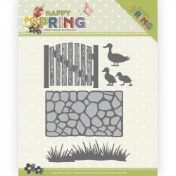Die - precious marieke - Happy Spring - Jardin