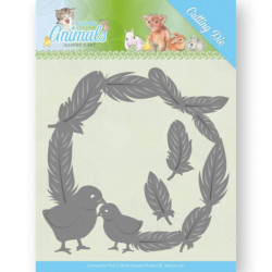 Die - Jeaninnes art - Young Animals - Plumes et poussins