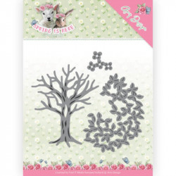 Die - amy design - Spring is here - Arbre 13.2x13 cm