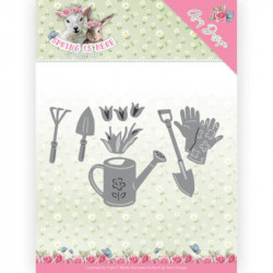 Die - amy design - Spring is here - Outils de jardin 10x5.7 cm