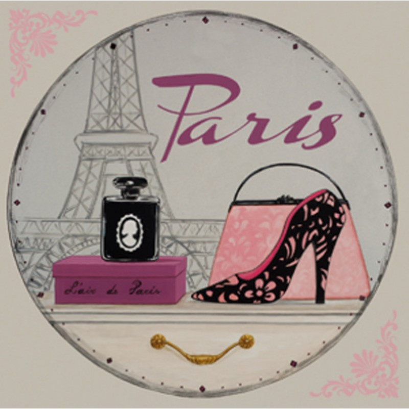 Image 3D - NCN 4961 - 30x30 - Parfum de Paris