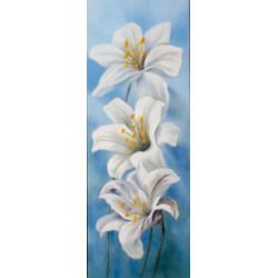 Image 3D - NCN 4804 - 20X50 - Fleur de Lys n°2
